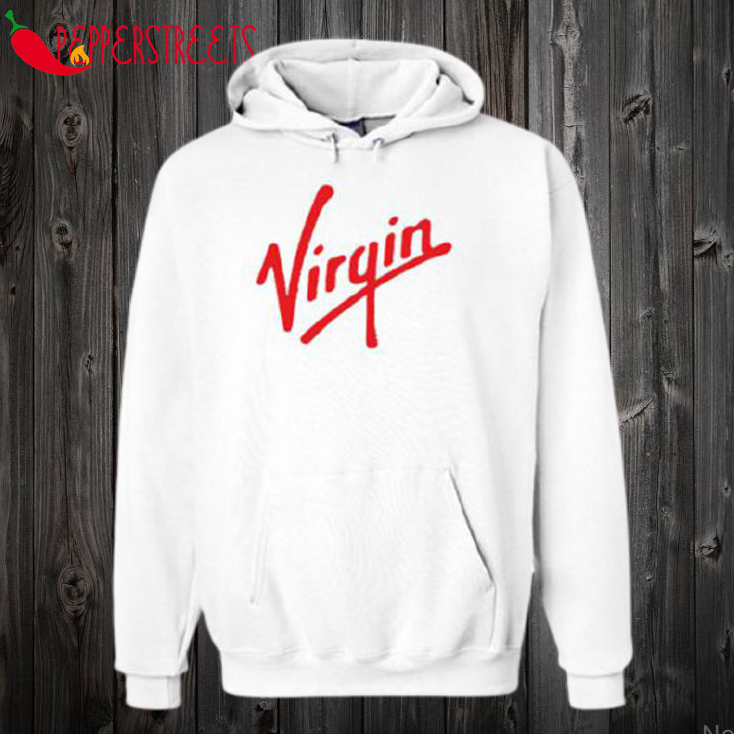 God Rocks Virgin Virginity Rocks Hoodie
