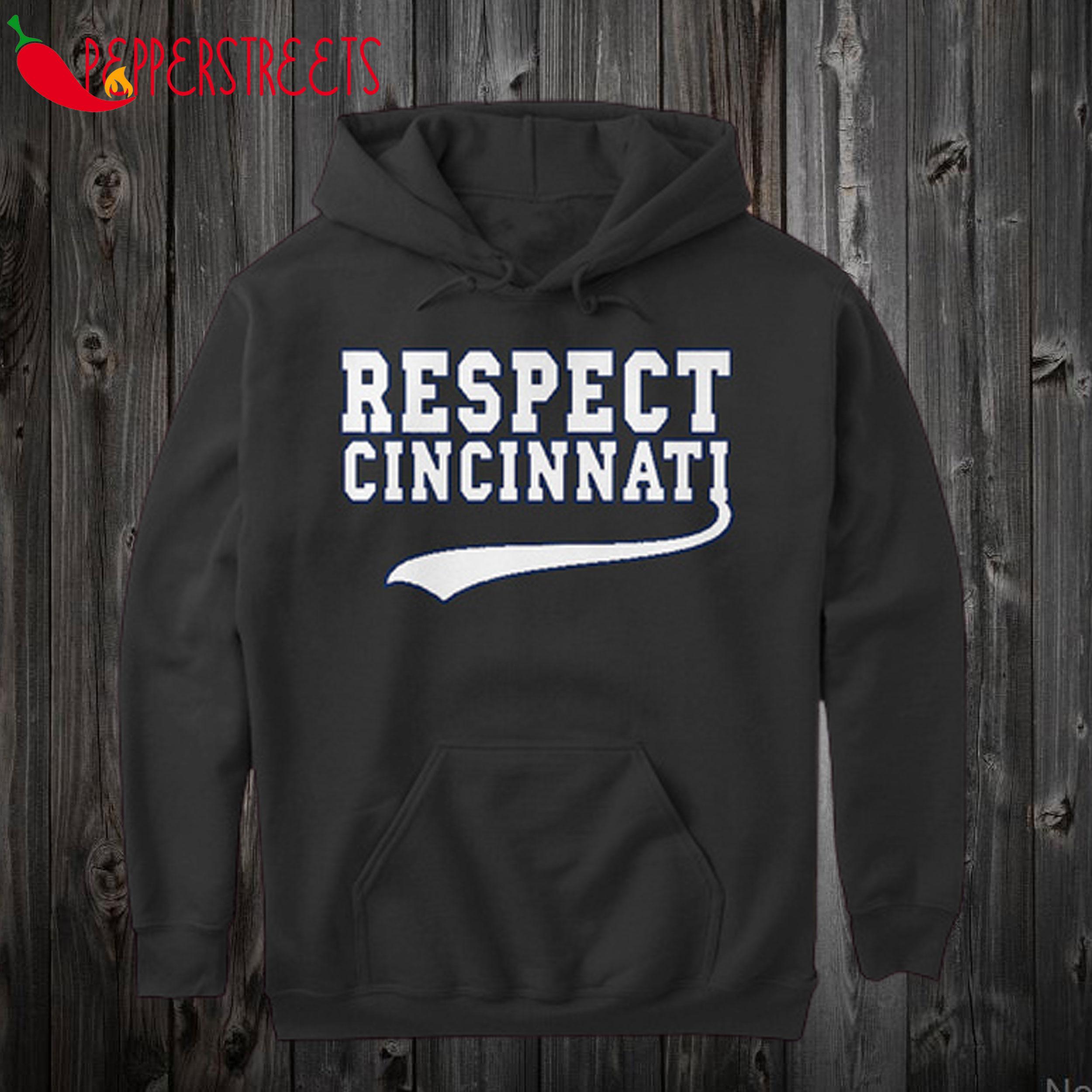 Respect Cincinnati Premium Hoodie