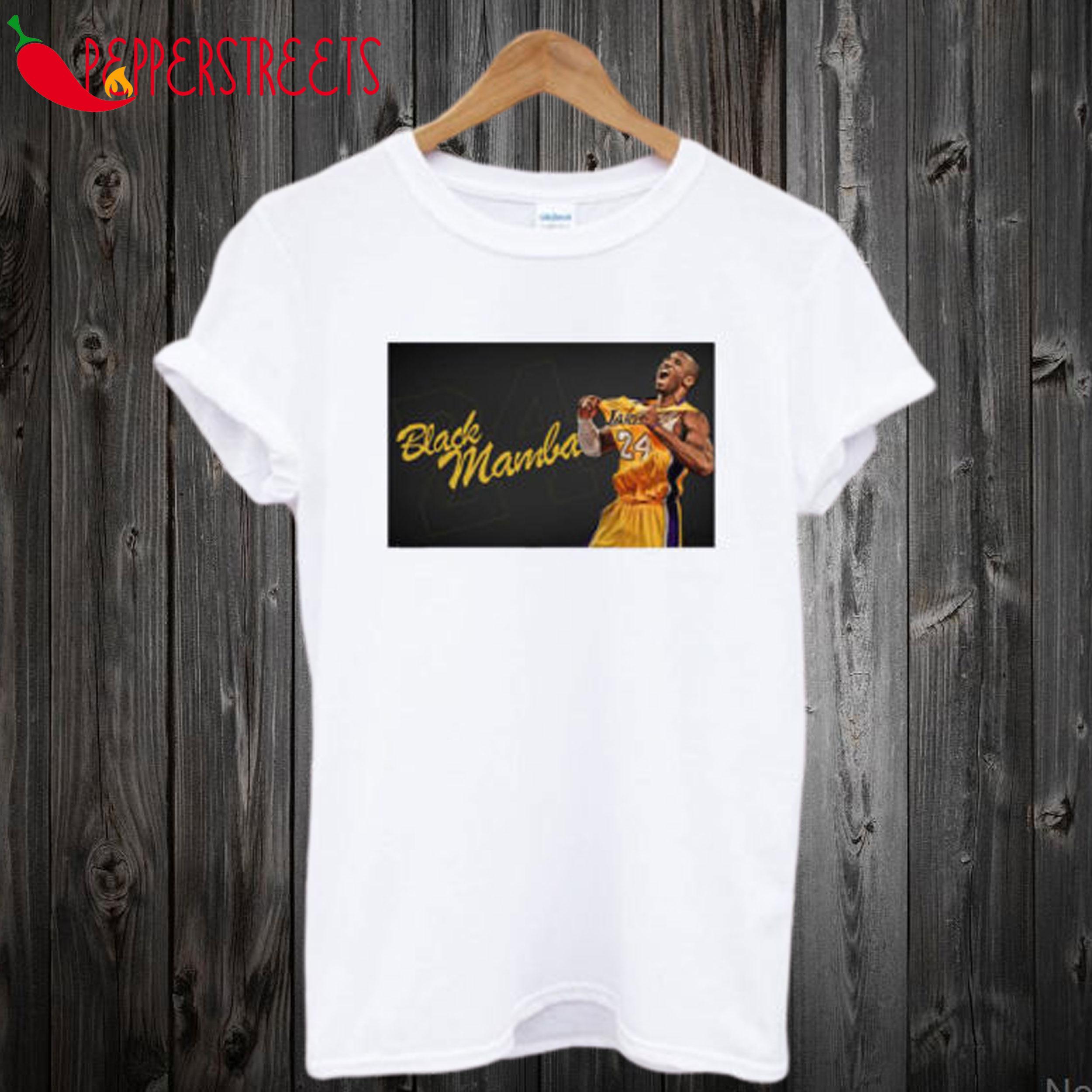 Kobe Bryant BM T Shirt