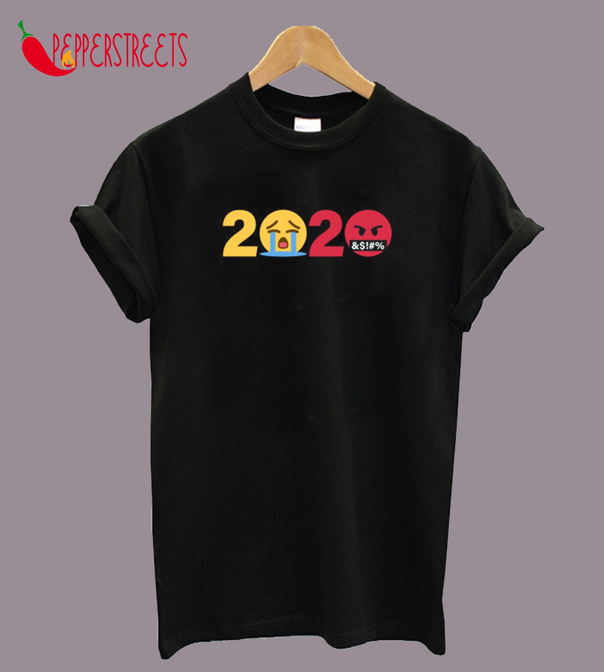 2020 Emoji T-Shirt