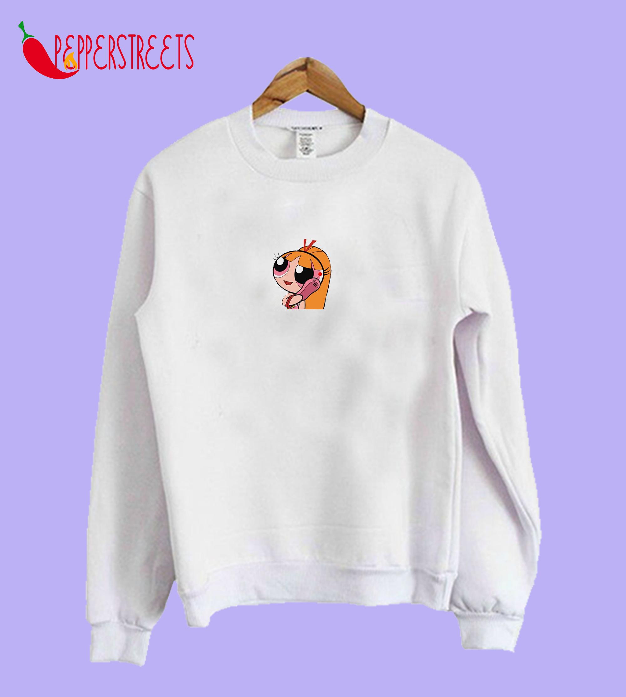 Blossom Powerpuff Girls Sweatshirt