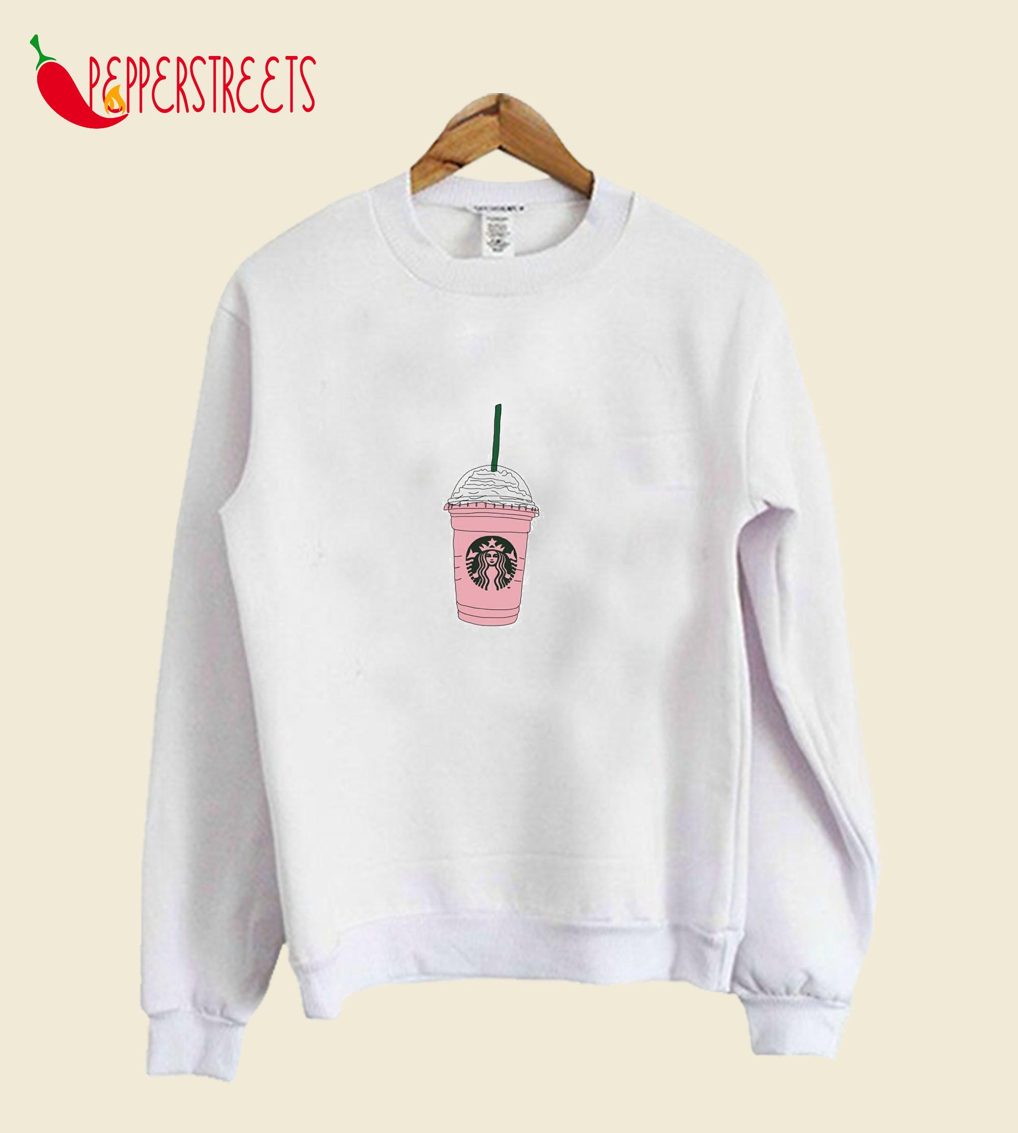 Starbucks Lover Sweatshirt