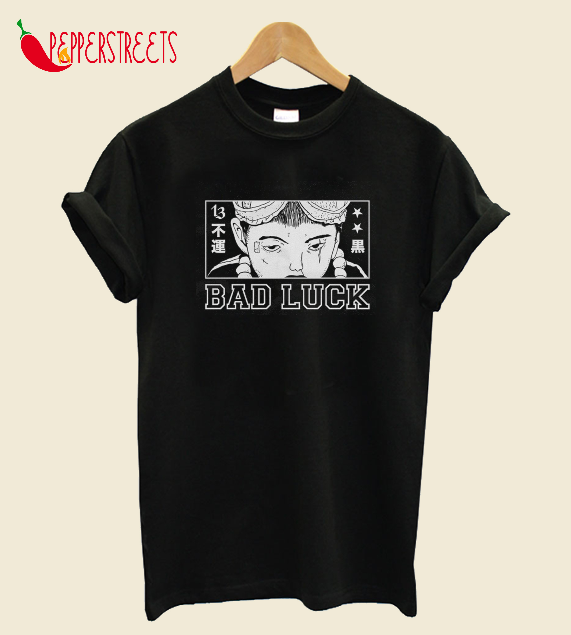 Tekkonnkinkreet Bad Guy T-Shirt