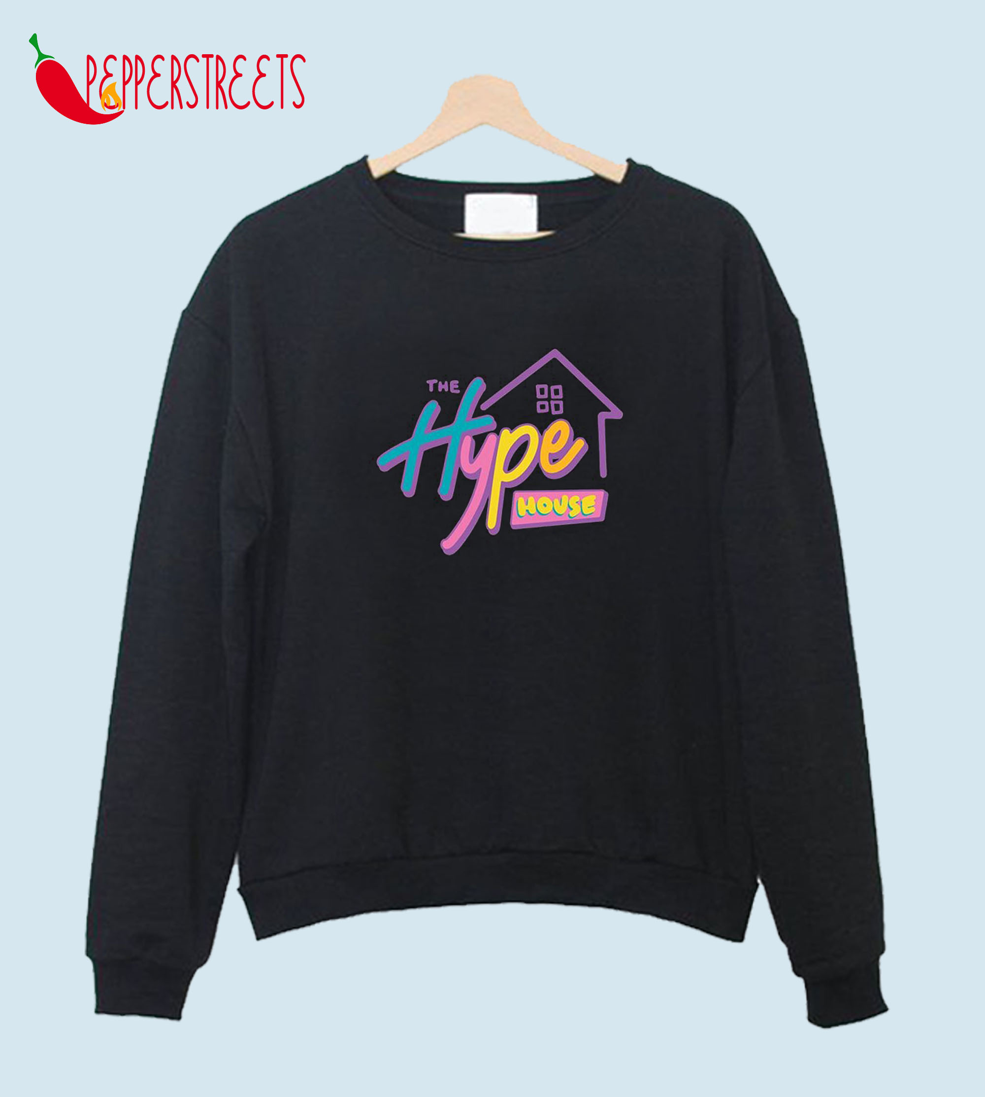 The Hype House Sweetshirt