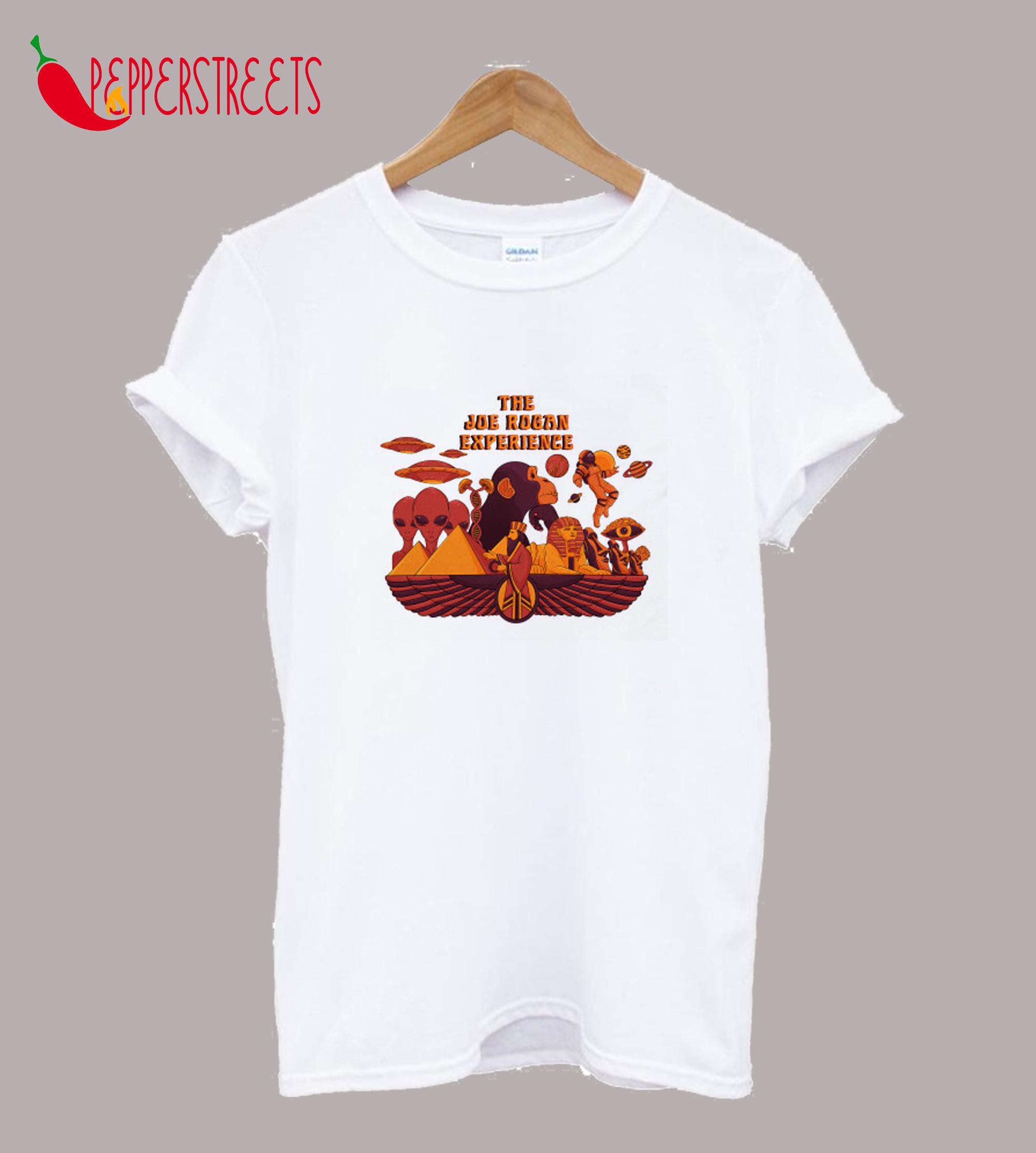 The Joe Rogan Experience - Psychedelic Design T-Shirt