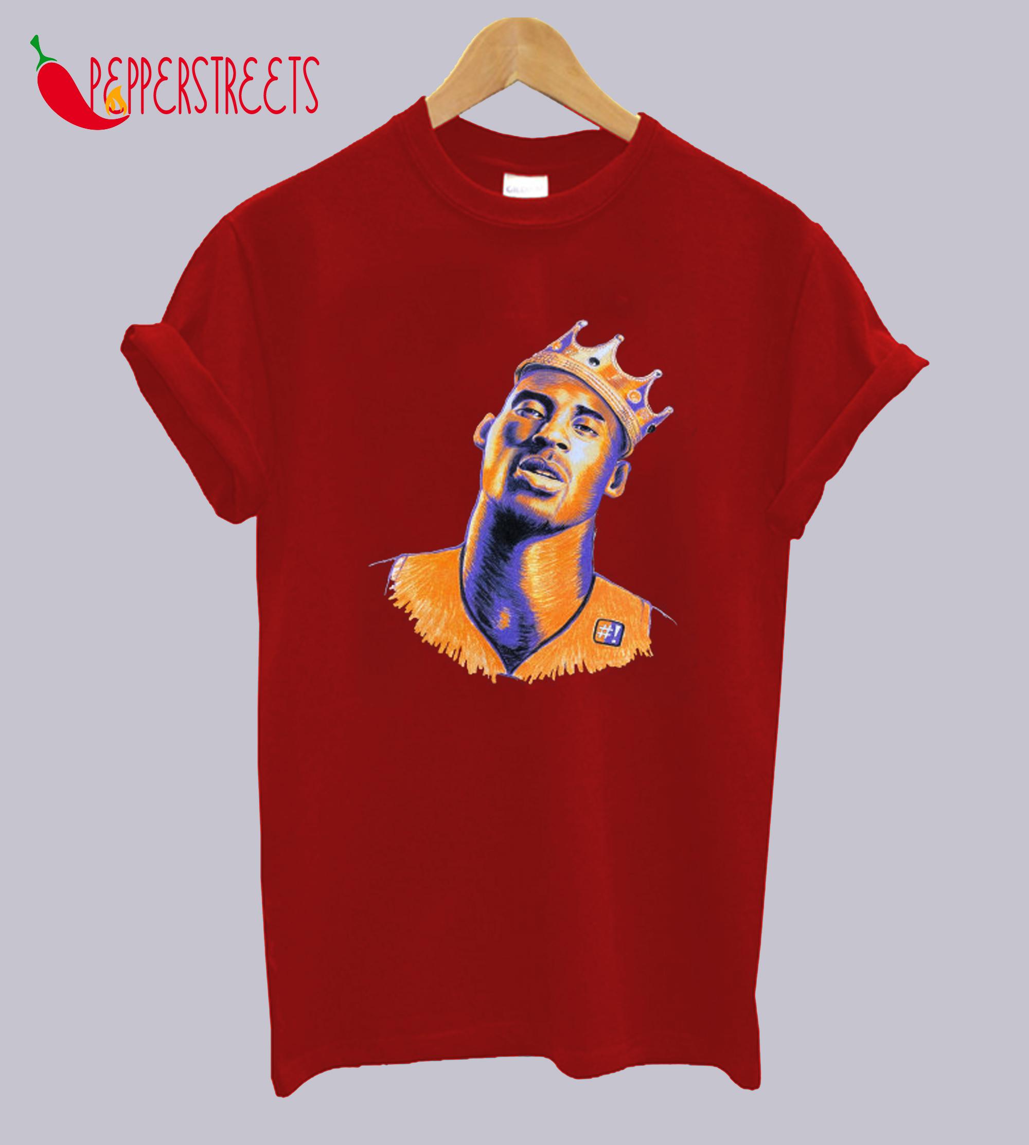 The King Black Mamba Lekers T-Shirt