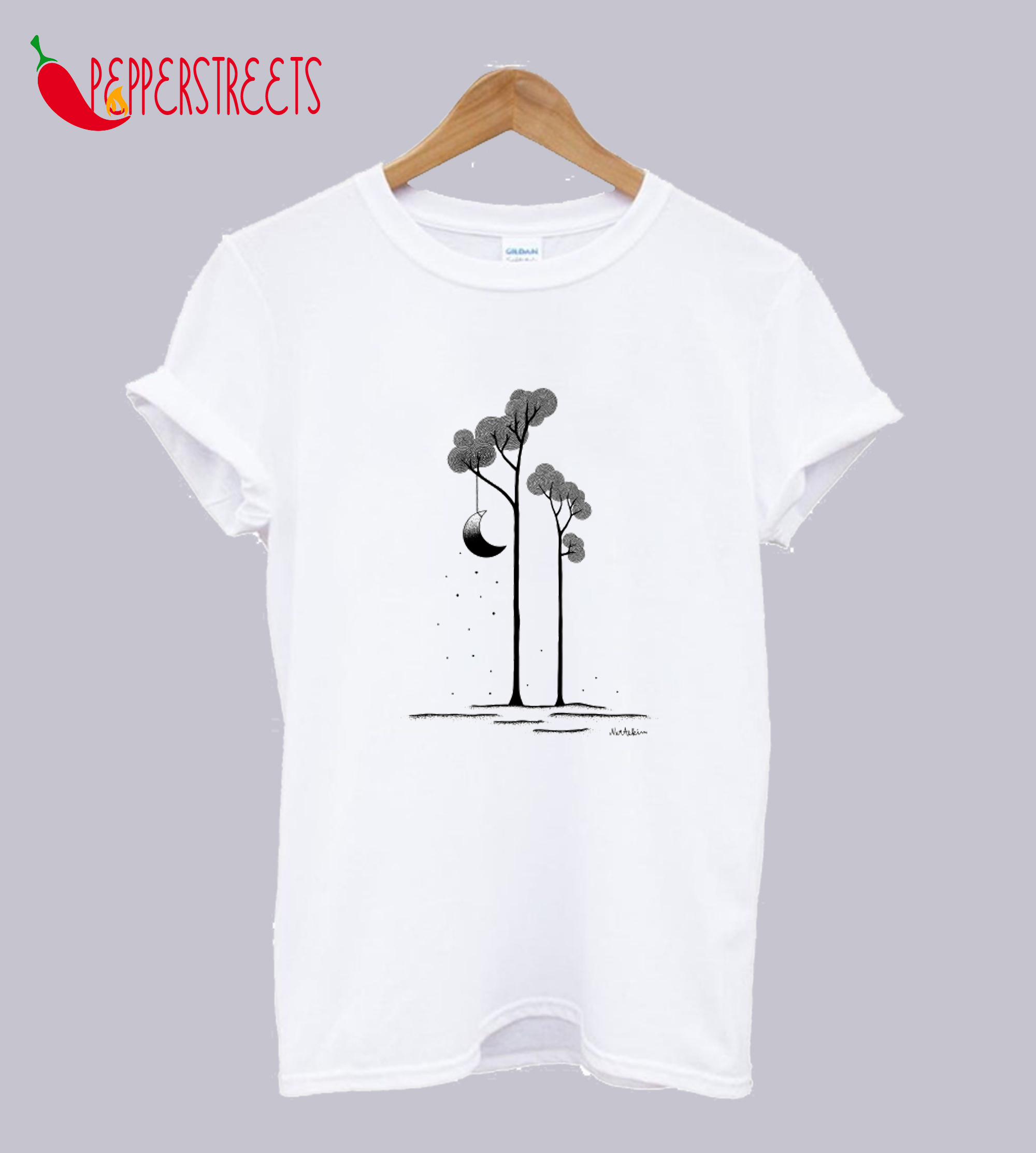 The Moon Trees T-Shirt