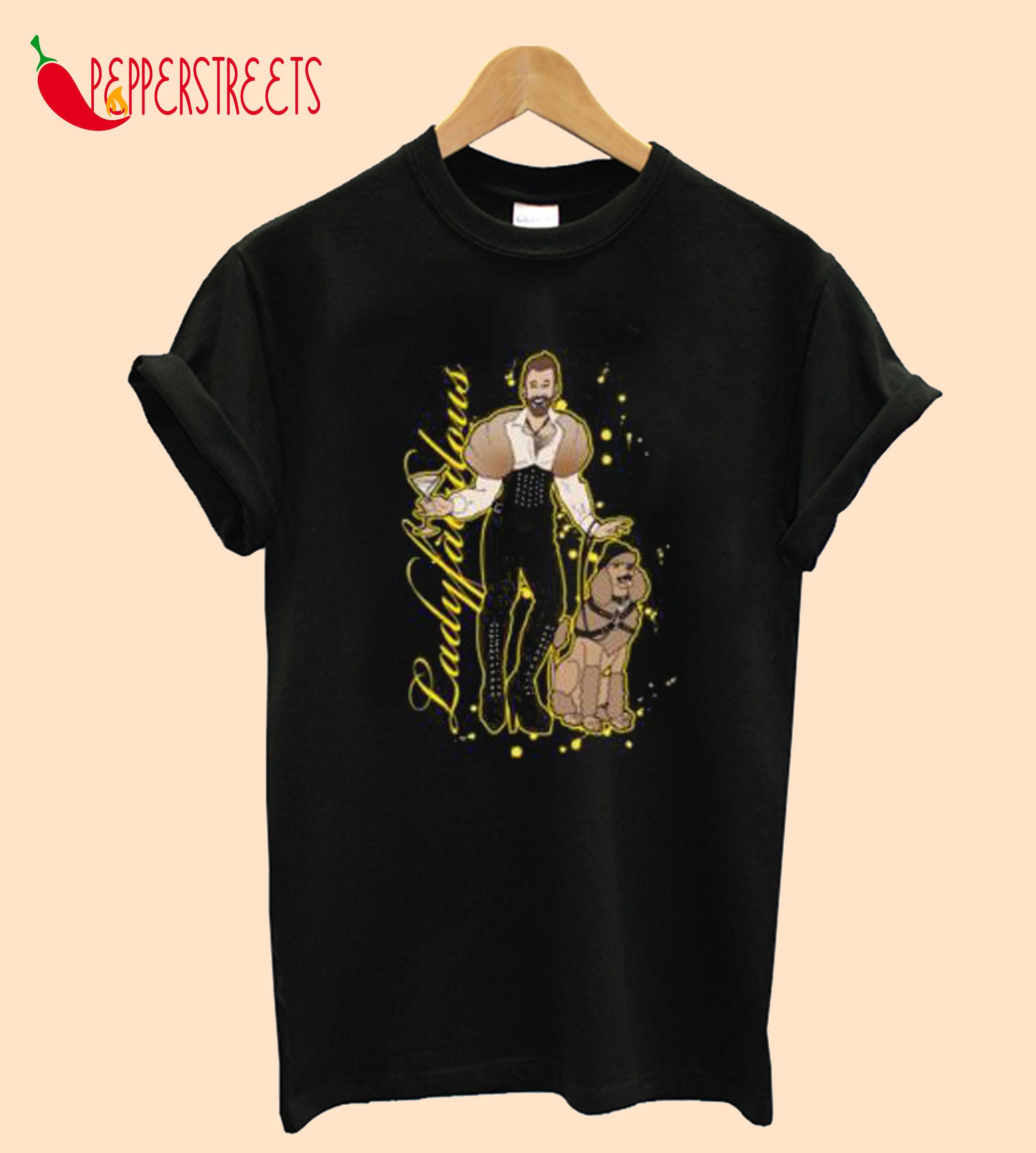 Tugger Ladyfabulous T-Shirt