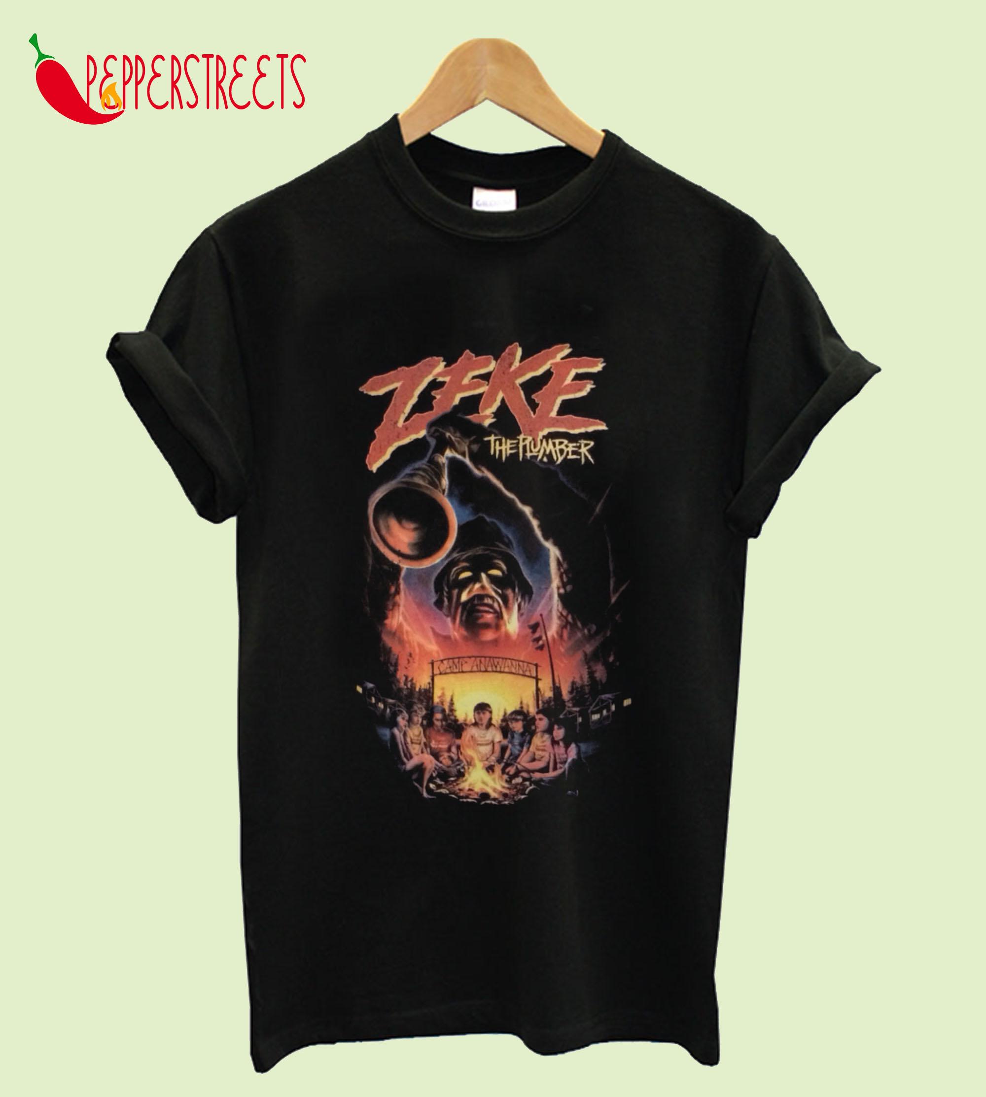 Zeke Antiseen Against T-Shirt