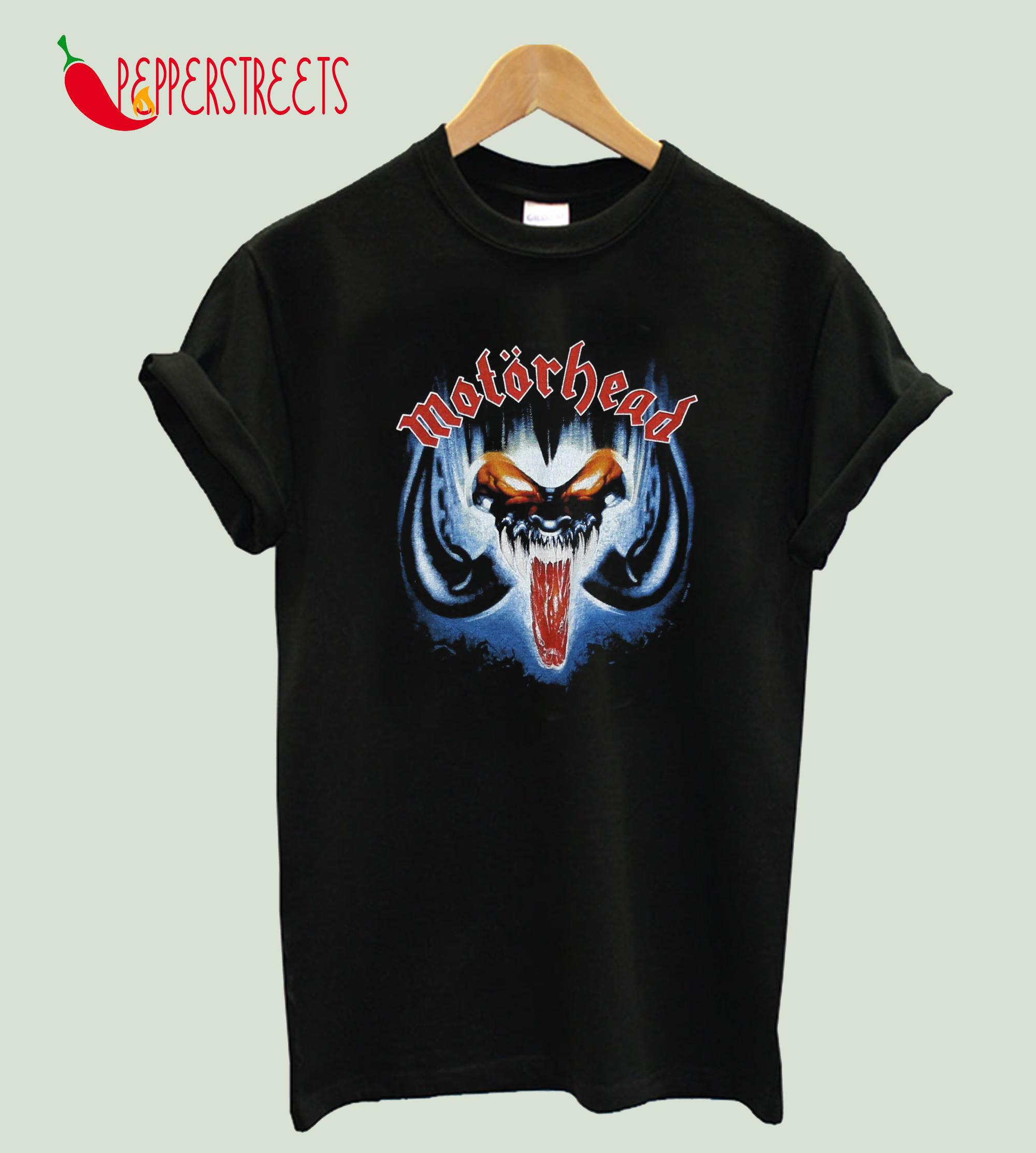 1987 Motorhead Eat The Rich T-Shirt