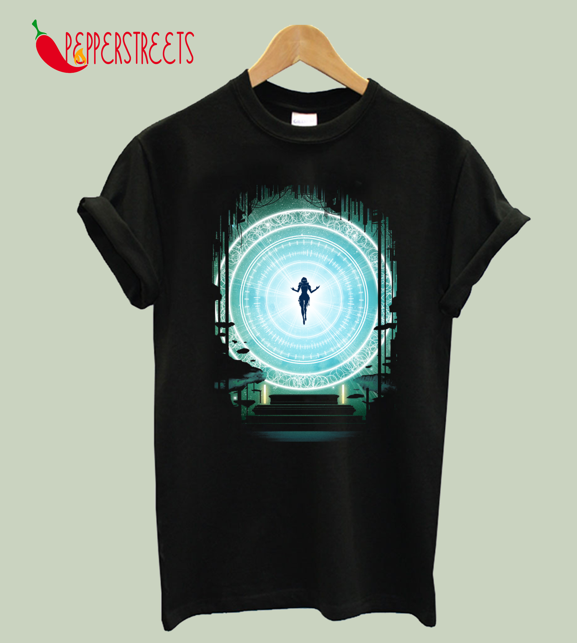The Arrival T-Shirt