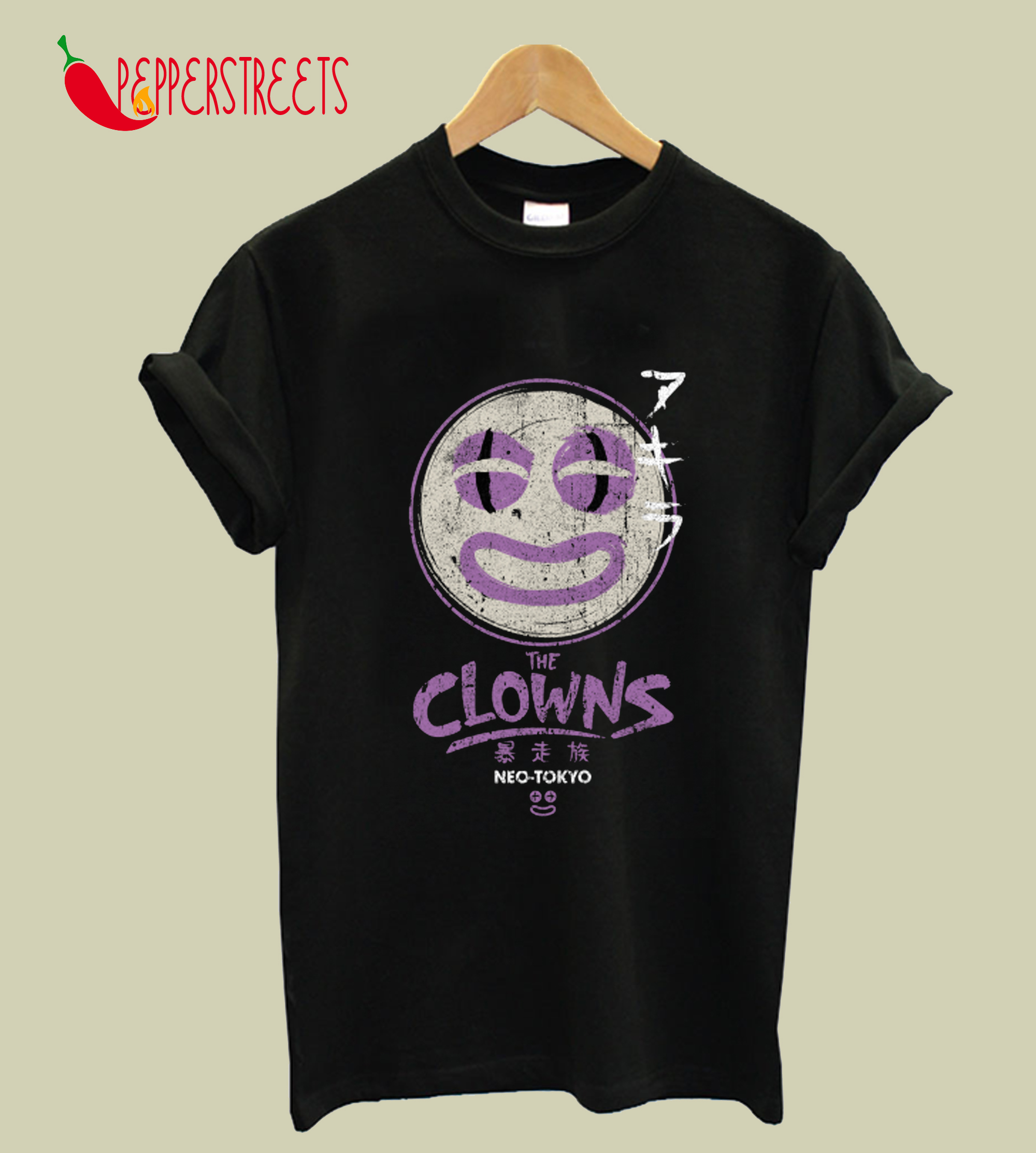 The Clowns Motorcycle Gang T-Shirt