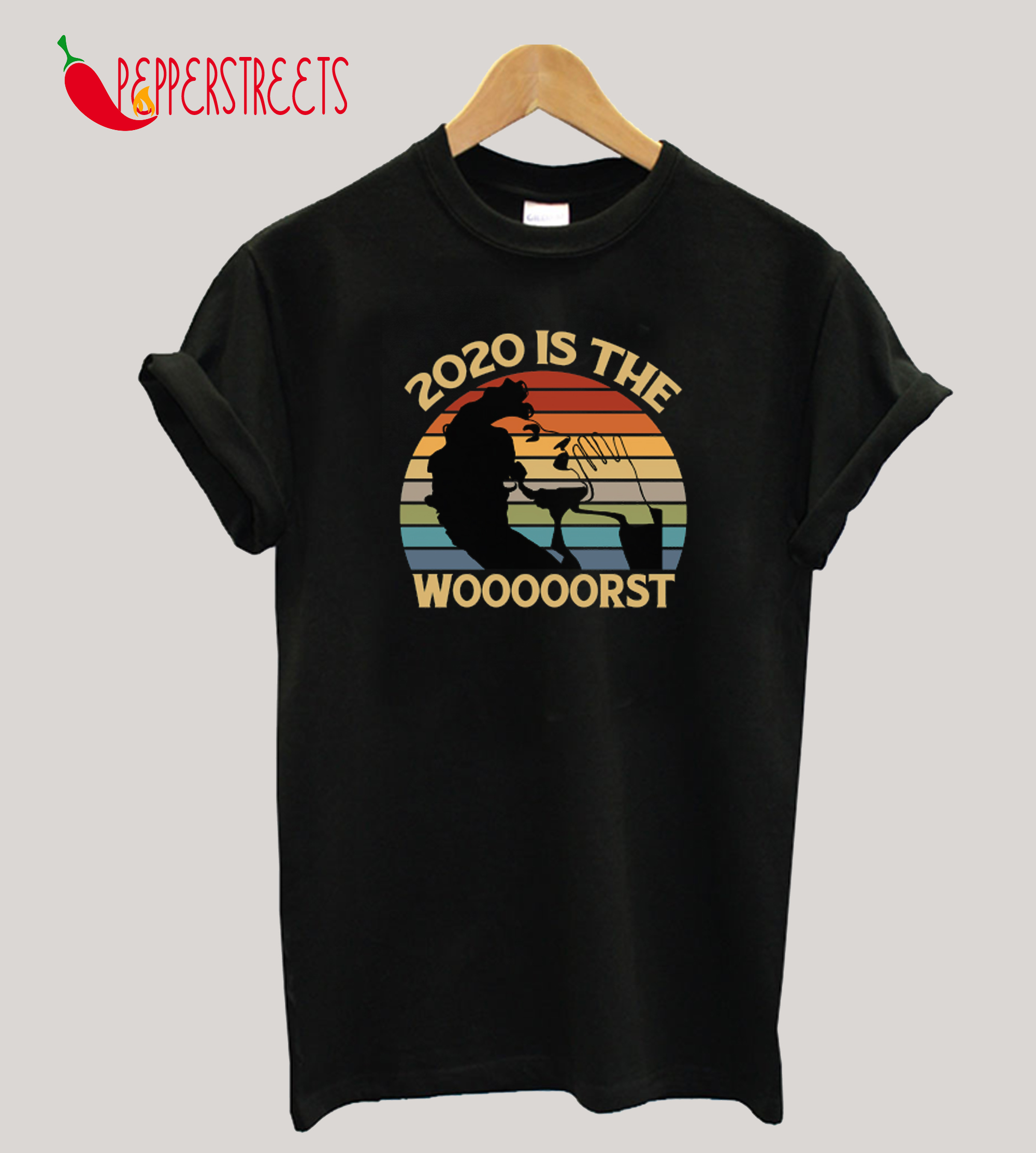 2020 Is The Woooorst T-Shirt