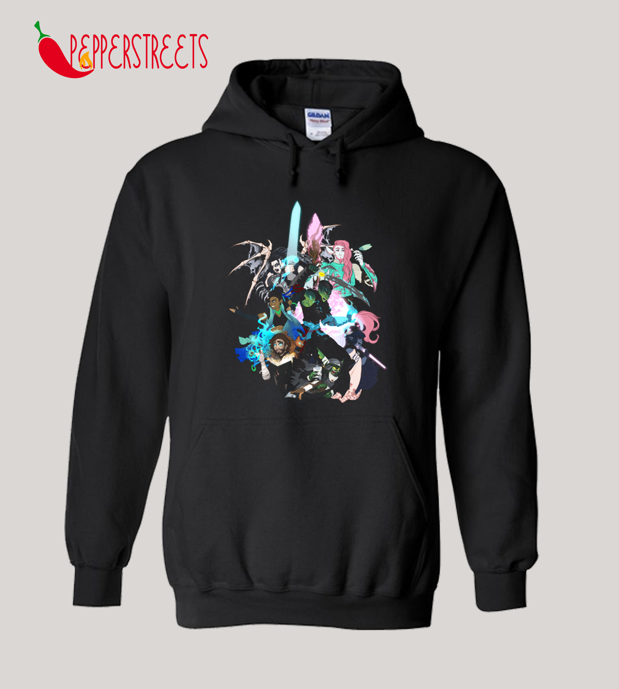 The Mighty Nein V1 Hoodie