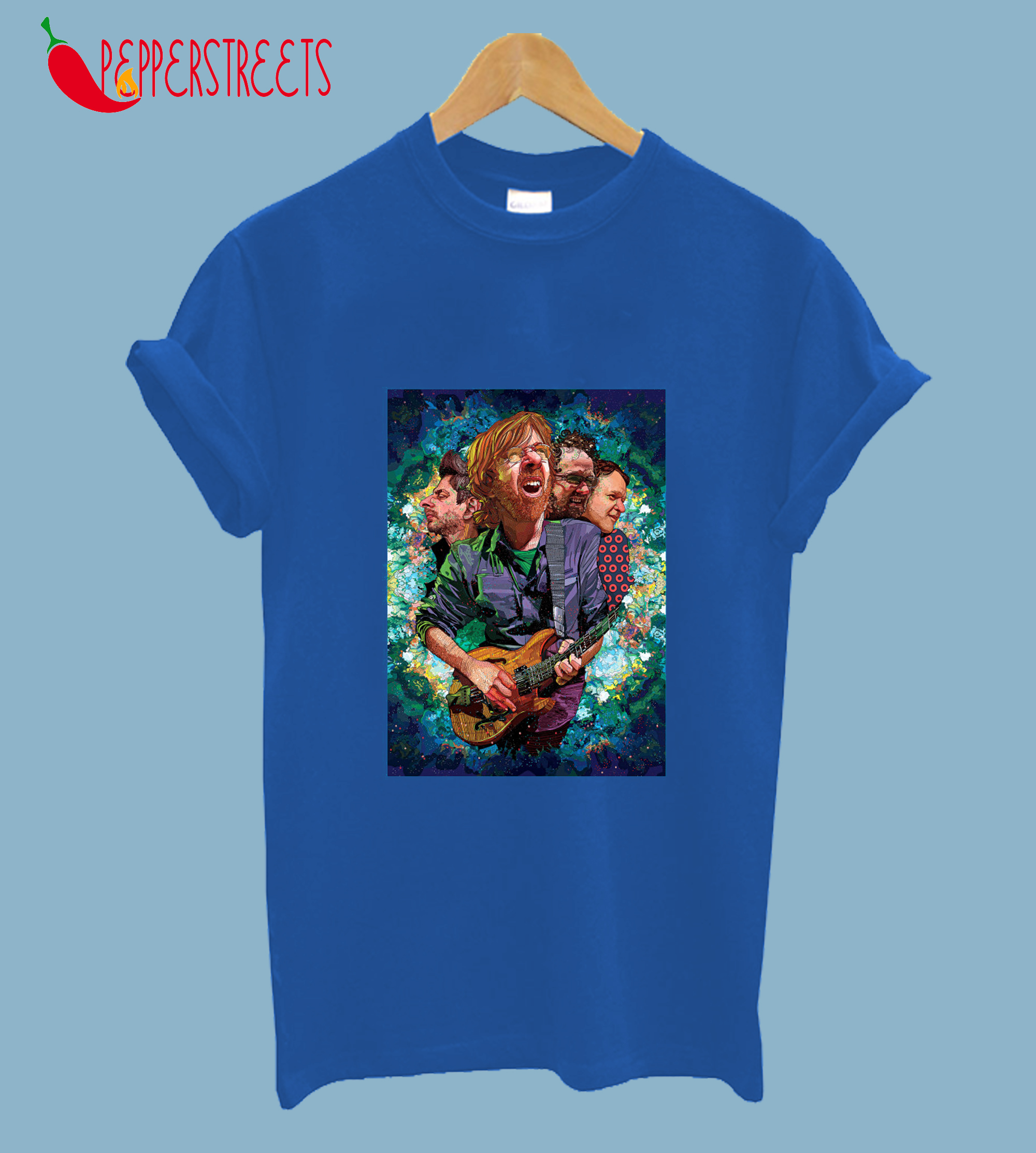This is Artwork Poster Galactic Vibes T-Shirt