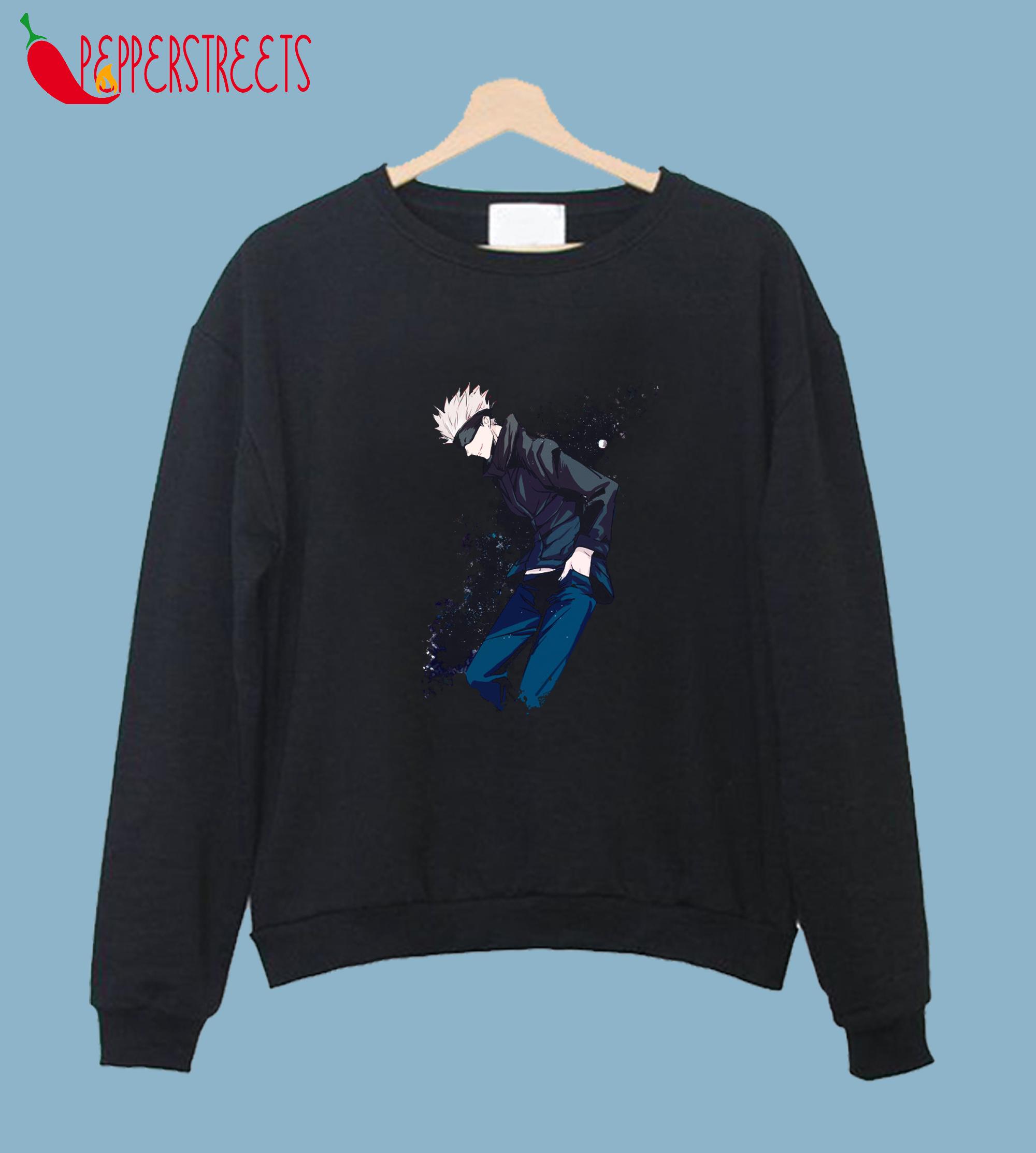 Satoru Gojou Crewneck Sweatshirt