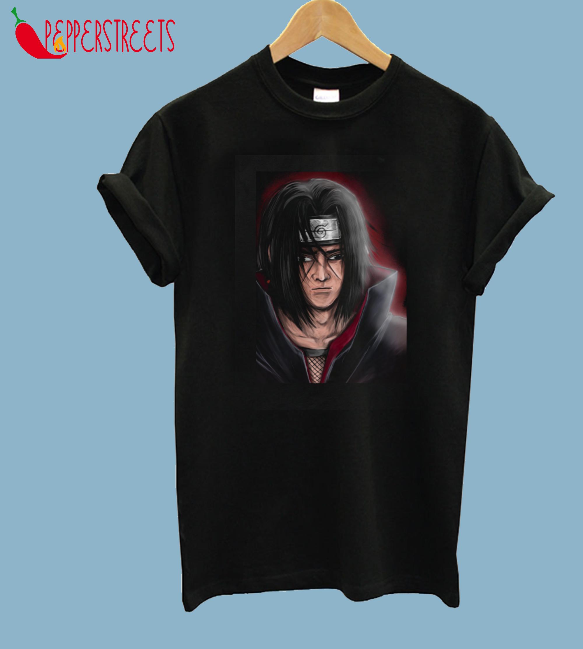 itachi sad T-Shirt